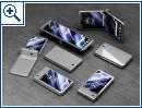 Lenovo Motorola Klapp-Smartphone Patente