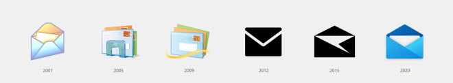 Microsoft Icon-Designs 2020