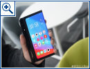 Oppo Smartphone mit faltbarem Display