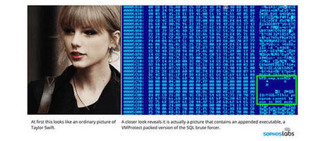 MyKingz-Malware im Bild
