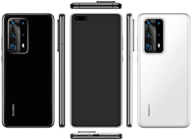 Huawei P40 (Pro) Leaks