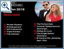 Netflix Top Ten 2019 für Deutschland und Österreich
