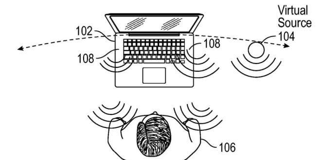 Apple AR-Audio-Patent