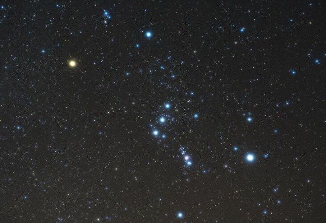 Sternbild Orion