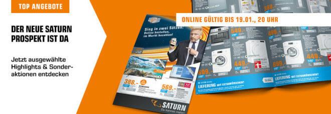 Saturn Prospekt & Angebote 2020