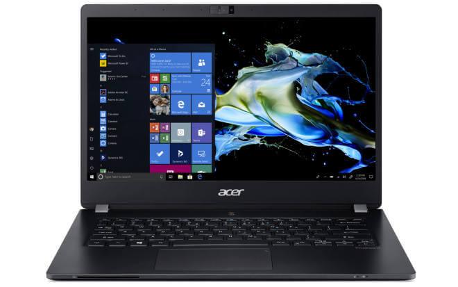 Acer TravelMate P6 Notebooks (2020)