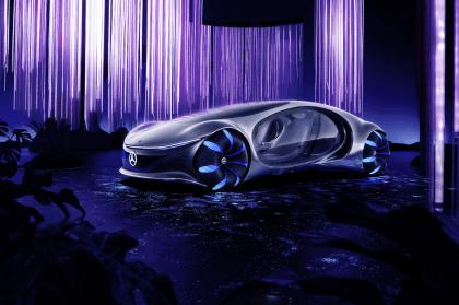 Mercedes-Benz AVTR