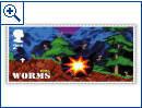 Royal Mail: Briefmarken zu britischen Gaming-Meilensteinen