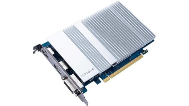 Intel DG1 Grafikkarten
