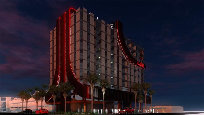 Atari Themen-Hotels