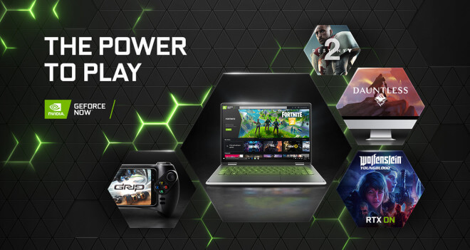 Nvidia GeForce Now 2020