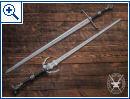 Witcher-Schwerter von Kaer Morhen Forge