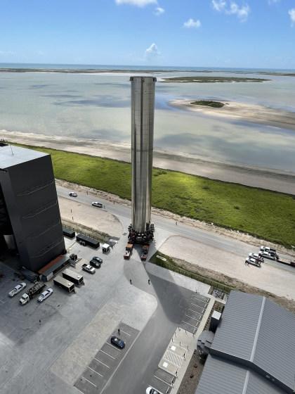 Nave espacial SpaceX