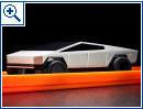 Hot Wheels Tesla Cybertruck von Mattel - Bild 2