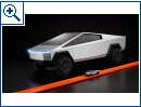 Hot Wheels Tesla Cybertruck von Mattel