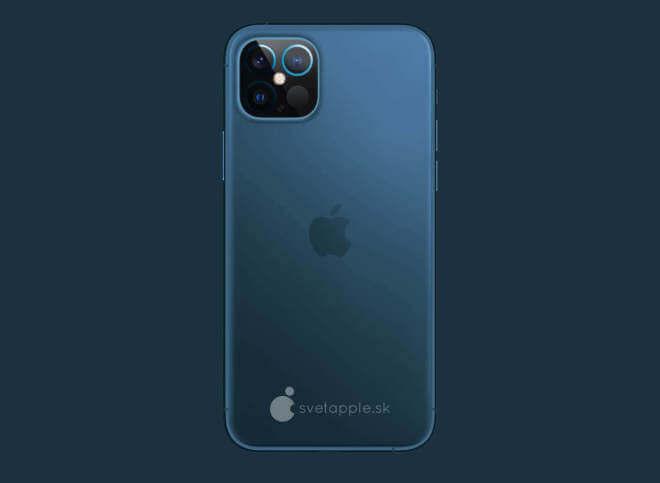 iPhone 12 Pro Konzept svetapple.sk