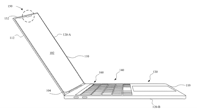 Apple MacBook Patente