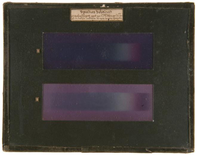 Das erste Farbfoto der Geschichte (CNRS/ Musée Nicéphore Niépce)