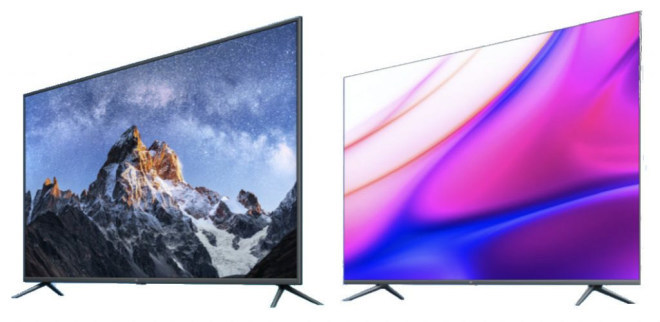 Xiaomi Mi Smart TV 4A 60 Zoll und Mi TV Pro 75 Zoll