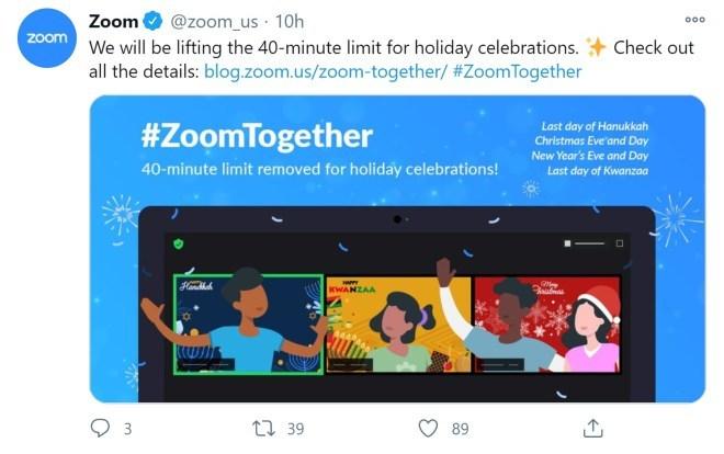 Zoom Cloudmeetings