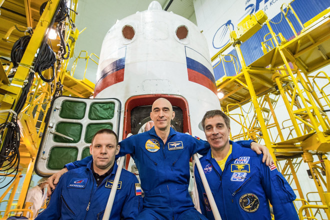 ISS Expedition 62