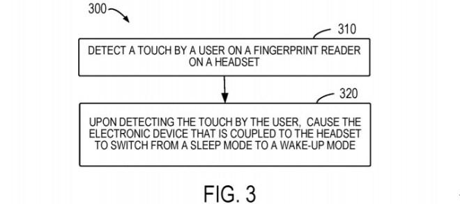 Microsoft Headphones mit Fingerabdruck-Sensor