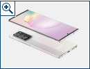 Samsung Galaxy Note 20+ (Rendering)