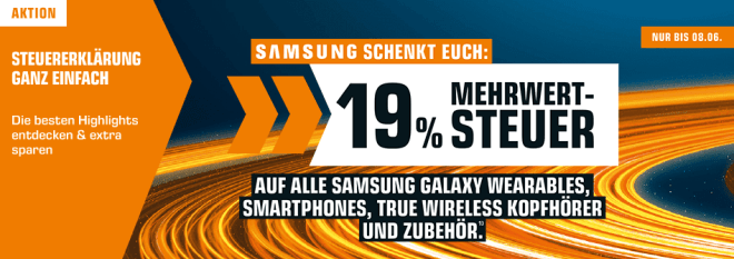 Media Markt & Saturn Galaxy Week