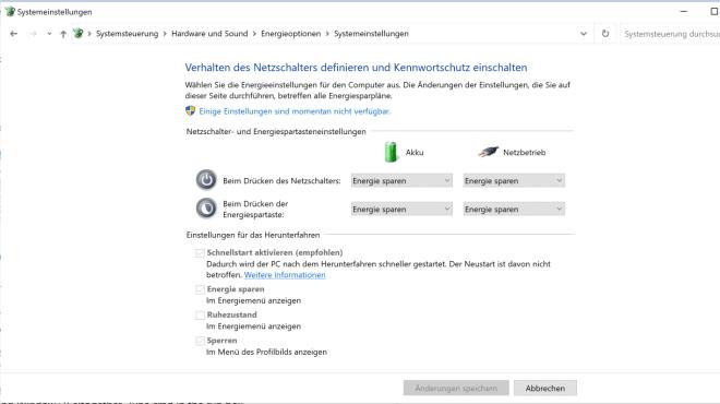 Windows 10 Update-Bug