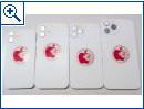 iPhone 12 Dummys: Leak zeigt alle vier 2020er-Modelle  - Bild 2