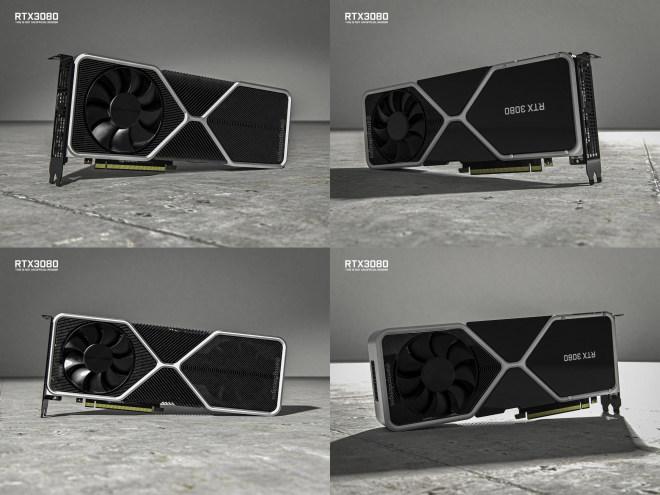 Leak: Nvidia RTX 3080 Design