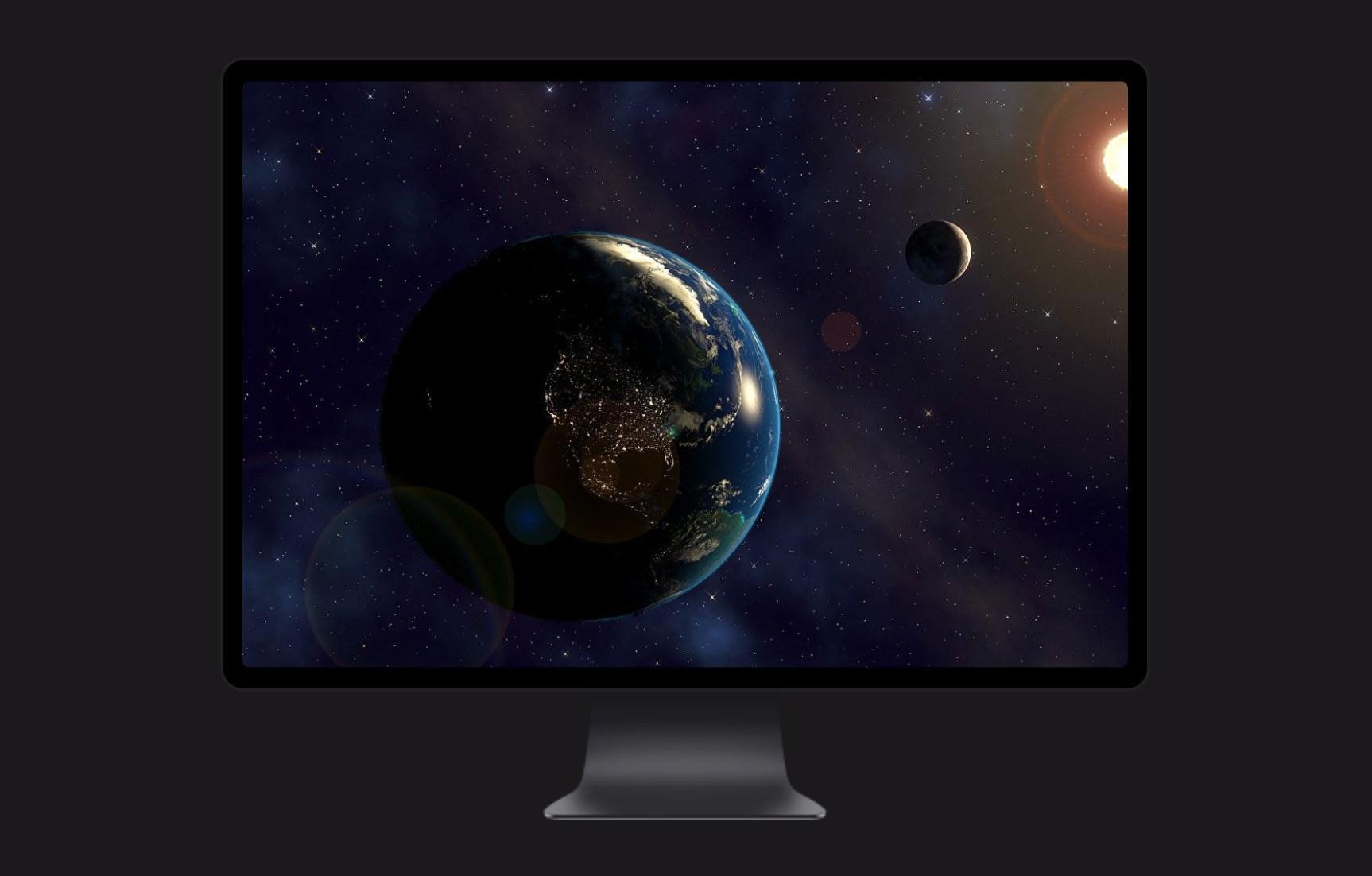 Apple iMac 2020 (Renderbilder)