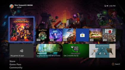 Xbox One Juni 2020 Update
