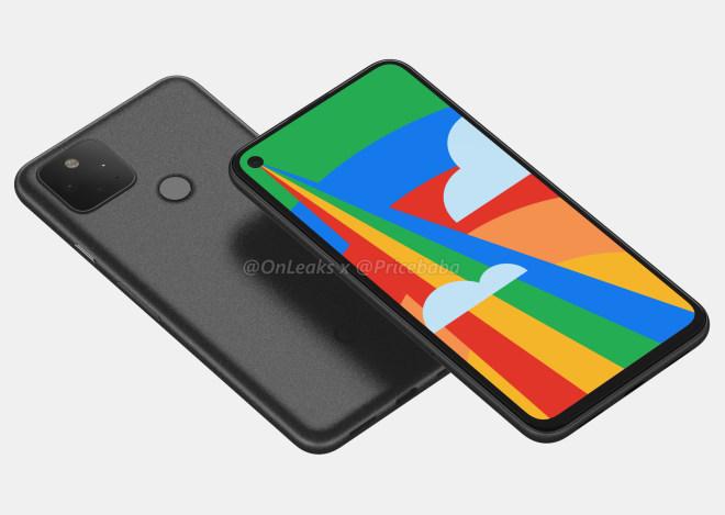 Google Pixel 5 (Leaks)