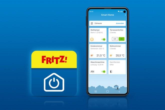 FritzApp Smart Home
