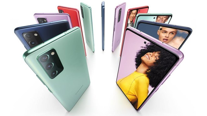 Samsung Galaxy S20 Fan Edition