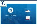 AVM FritzOS 7.20 - Bild 2