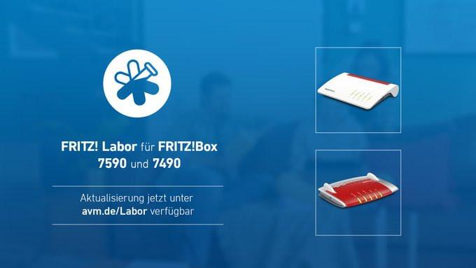 AVM FritzOS 7.20