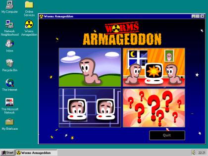 Worms Armageddon 3.8