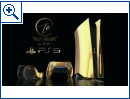 PlayStation 5 (PS5) 24-Karat-Gold-Edition