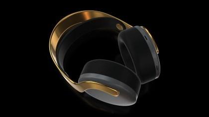 PlayStation 5 (PS5) 24-Karat-Gold-Edition