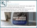"""Gunnar Lindemann beklagt sich über """"Fahrspurende"""""""
