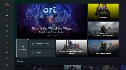 Neuer Microsoft Store in der Xbox Insider Beta