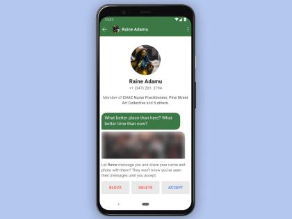 Messenger-App Signal