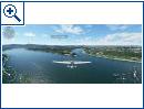 Microsoft Flight Simulator Sehenswürdigkeiten Deutschland