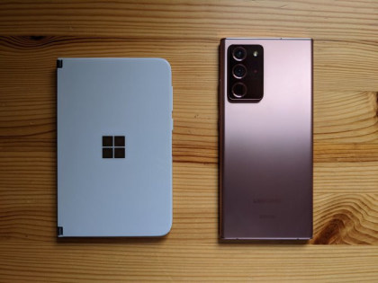 Surface Duo Reviewer's Kit