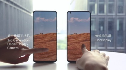 Xiaomi Under-Display-Kamera