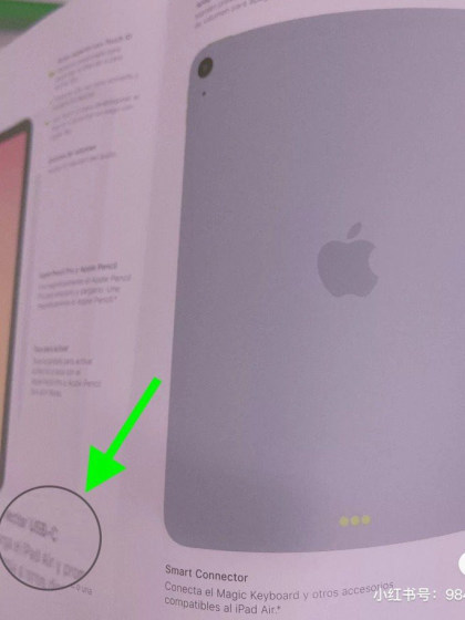 Apple iPad Air 4 (Leaks)
