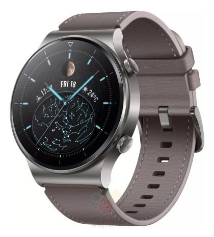 Huawei Watch Gt2 Pro Neue Edel Smartwatch Mit Wireless Charging Winfuture De