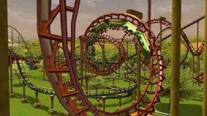 Rollercoaster Tycoon 3
